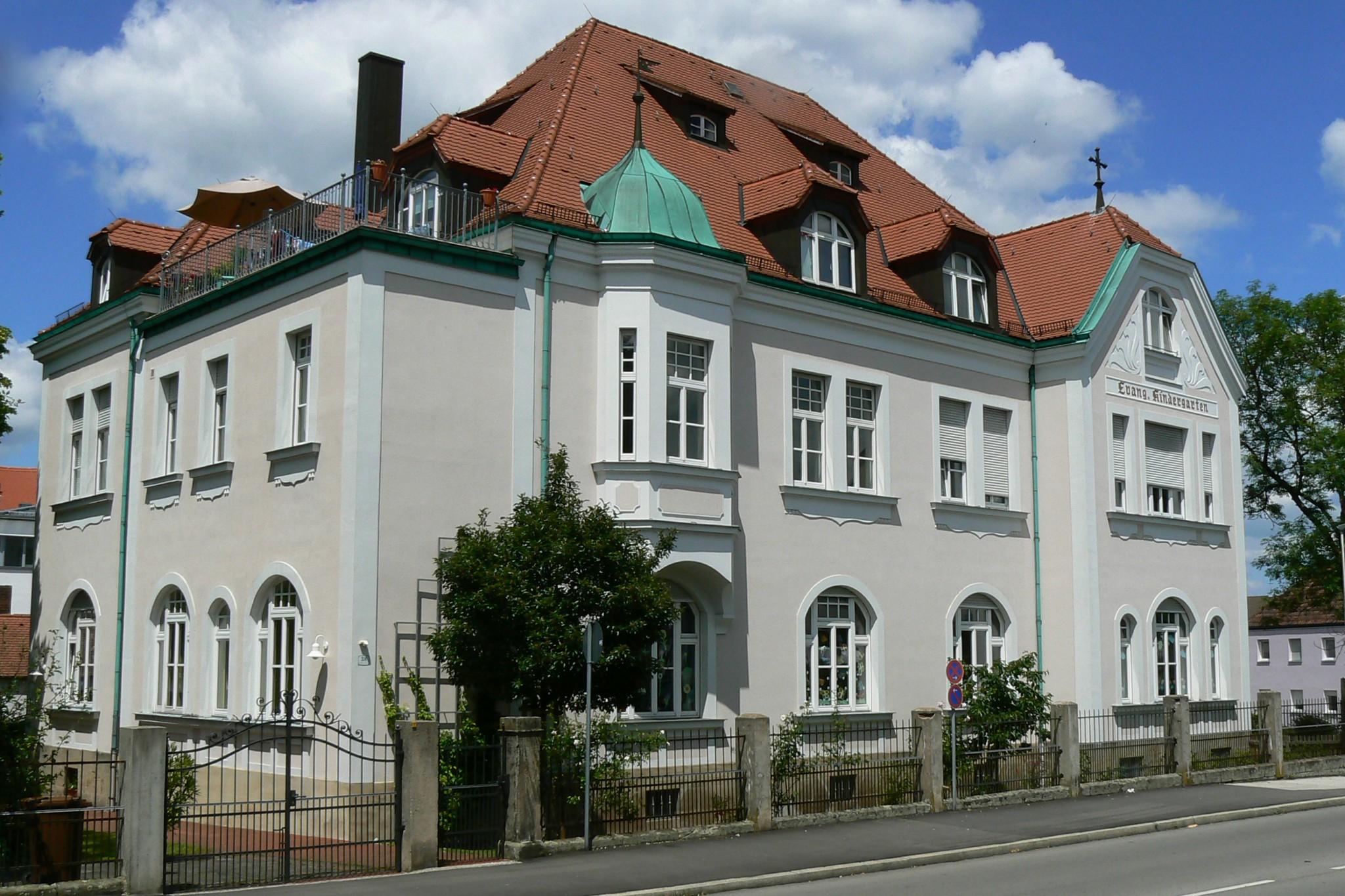 Ansbach - Praxis für Psychotherapie Türkenstraße 38