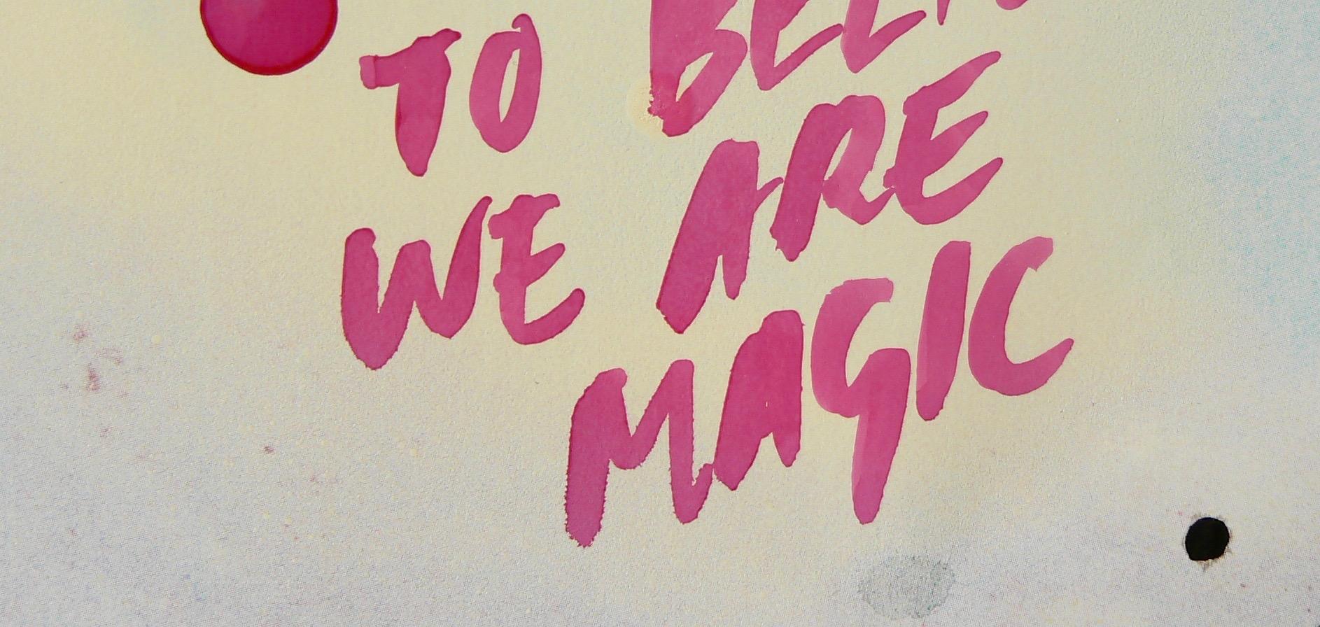 We are magic - fünf hilfreiche Fragen